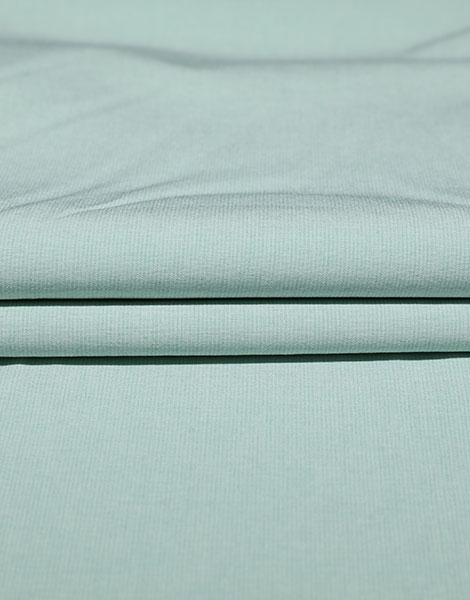 Heather effect stretch fabric with small shrinkage YSB1833