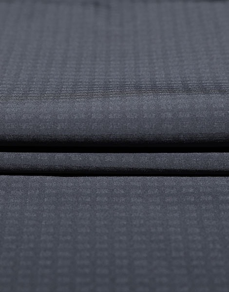 Breathable Polyester stretch fabric YSA734