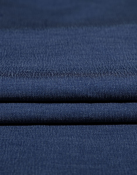 Custom Polyester cotton stretch Fabric YSA978
